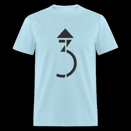 Men's - A Higher Third - Logo (Standard Quality) - Men's T-Shirt