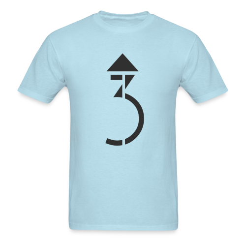 Men's - A Higher Third - Logo (Standard Quality) - Men's T-Shirt