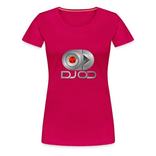 WOMAN DJ OD Official Shirt - Women's Premium T-Shirt
