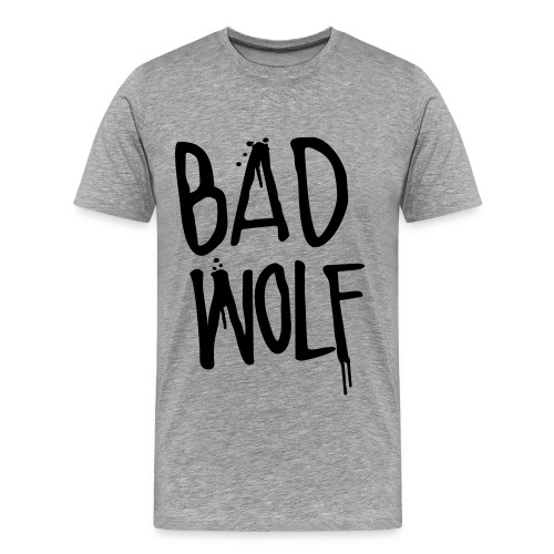 Bad wolf Male - Men's Premium T-Shirt