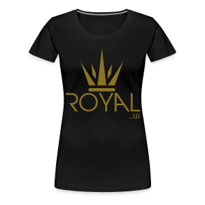 ROYAL - Women's Premium T-Shirt