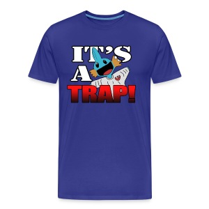 It's a Trap! Tee - Men's Premium T-Shirt