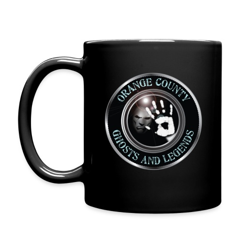 Solid Black OCGL Logo mug - Full Color Mug