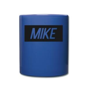 Mike Blue Mug - Full Color Mug