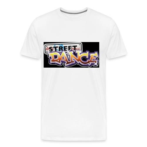 street dance T-shirt - Men's Premium T-Shirt