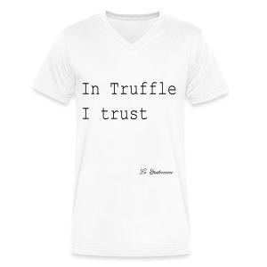 ITIT - Men's V-Neck T-Shirt by Canvas