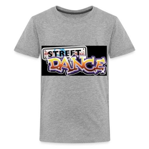 streetdance T-shirt - Kids' Premium T-Shirt