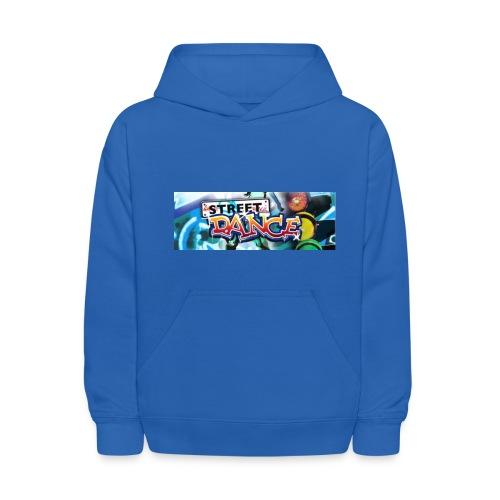 streetdance T-shirt - Kids' Hoodie