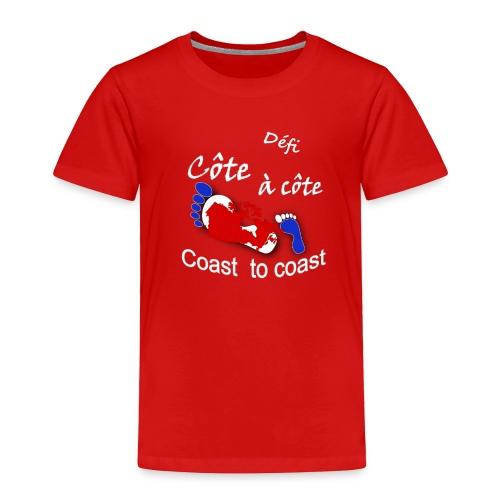 T-shirt Premium bambin - Toddler Premium T-Shirt