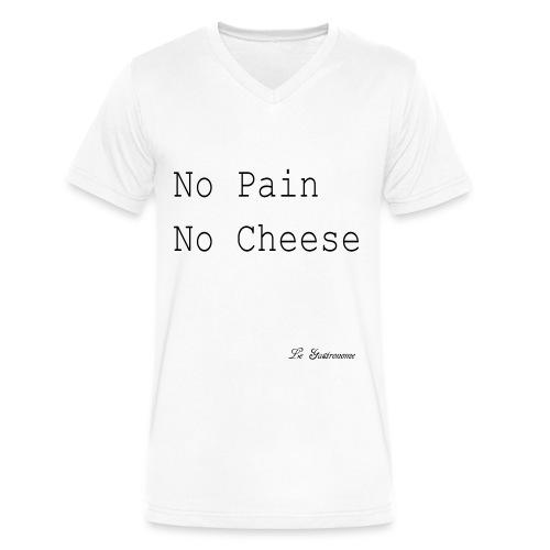 NPNC - Men's V-Neck T-Shirt by Canvas