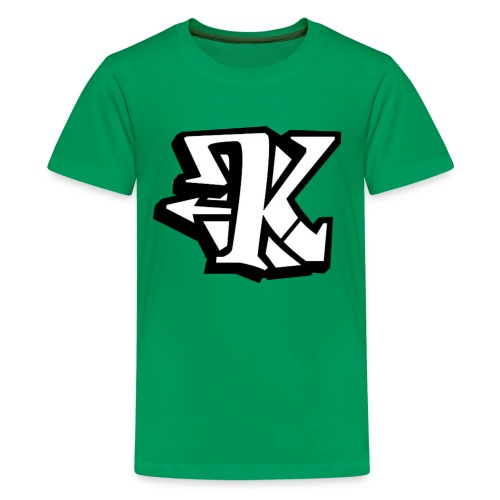 Kingboy's Logo (BOYS) - Kids' Premium T-Shirt
