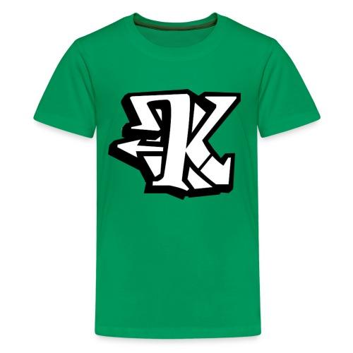 Kingboy's Logo (BOYS) - Kids' Premium T-Shirt