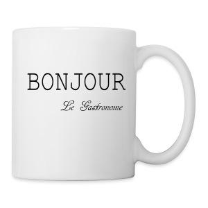 Bonjour - Coffee/Tea Mug