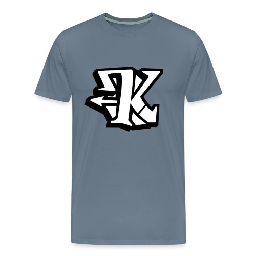 Kingboy's Logo (MEN) - Men's Premium T-Shirt