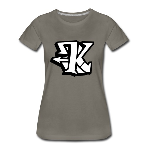 Kingboy's Logo (WOMEN) - Women's Premium T-Shirt