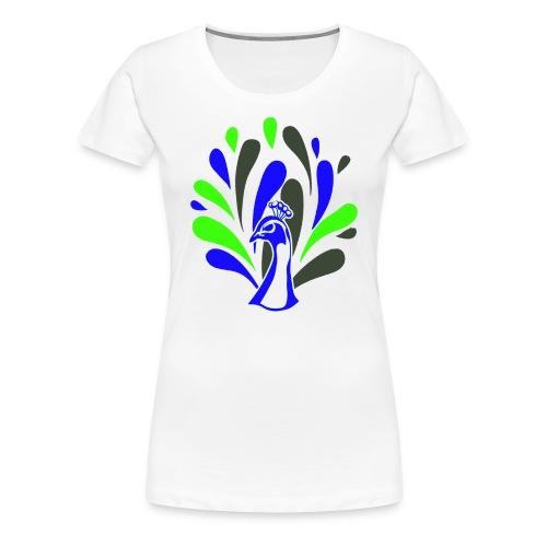 Pomposity Sea - Women's Premium T-Shirt