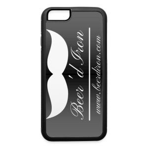 iPhone 6/6s Rubber Logo Case - iPhone 6/6s Rubber Case