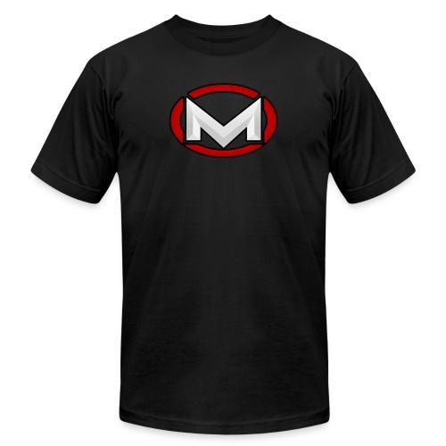 MOBB3D Next Gen Red - T-shirt by American Apparel - Men's  Jersey T-Shirt