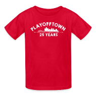 Kids' Shirts ~ Kids' T-Shirt ~ Playofftown 25