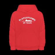 Sweatshirts ~ Kids' Hoodie ~ Playofftown 25