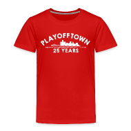 Baby & Toddler Shirts ~ Toddler Premium T-Shirt ~ Playofftown 25