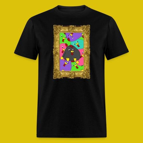 Jiggles Art - Men's T-Shirt