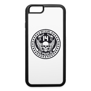 O14R casse - iPhone 6/6s Rubber Case