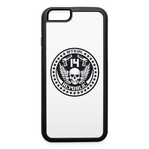 O14R casse - iPhone 6/6s Rubber Case