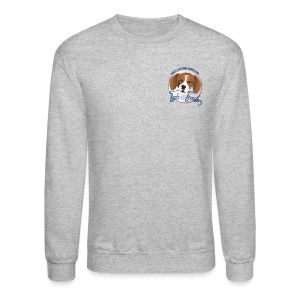 Lab to Leash Logo Sweatshirt - Crewneck Sweatshirt