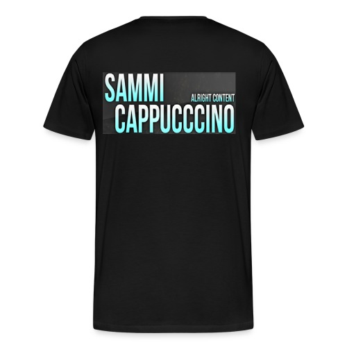 Sammi Cappucccino Shirt  - Men's Premium T-Shirt