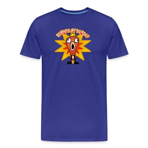 Beware My Deadly MagicShirt! - Men's Premium T-Shirt