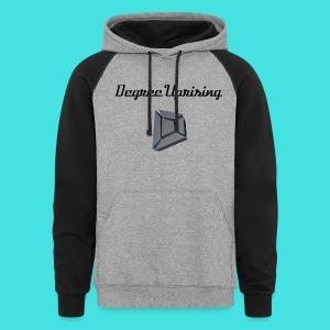 Degree Uprising Men's Hoodie - Colorblock Hoodie