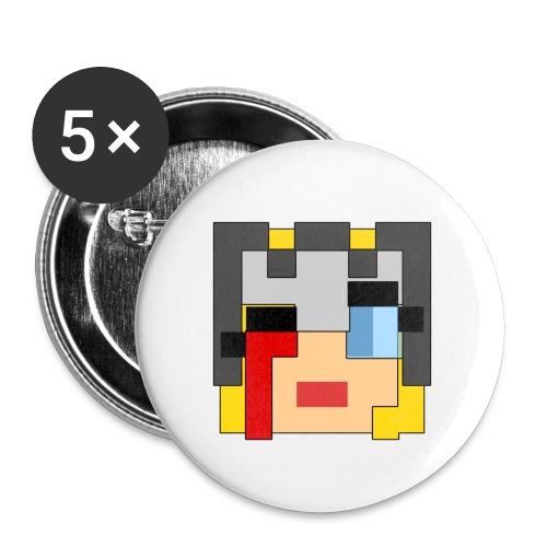 QSKSw Emblem - Small Buttons