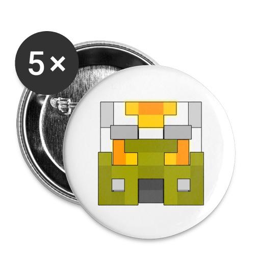 Vahkiti Emblem - Small Buttons