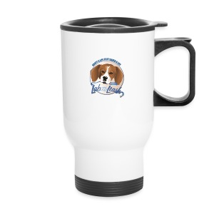 The Best Dogs Have Tattoos  - Lab to Leash - Travel Mug