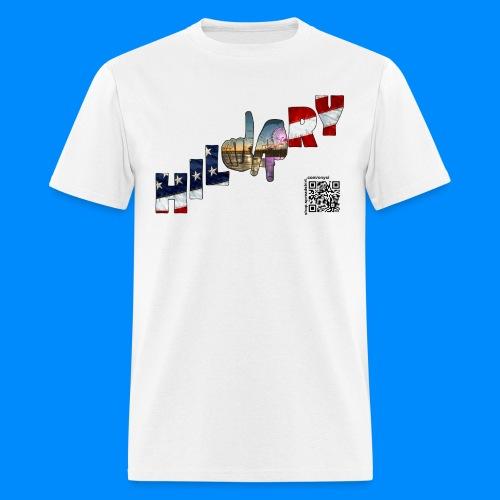 Santa Monica Hillary Tee (men) - Men's T-Shirt