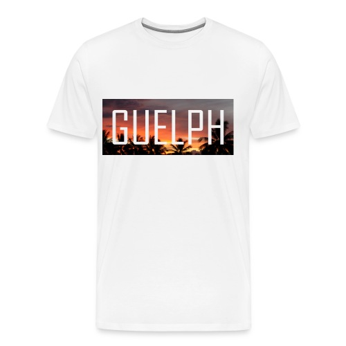 Guelph Tropical Top - Men's Premium T-Shirt