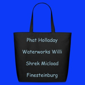 Phat Holladay Records Totebag - Eco-Friendly Cotton Tote