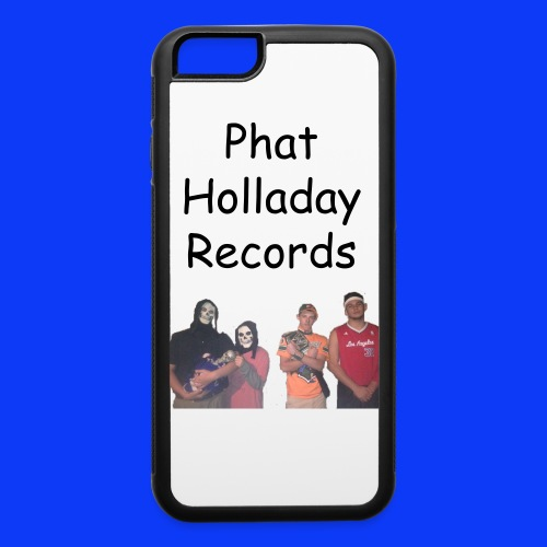 Phat Holladay Records IPhone 6/6S Case  - iPhone 6/6s Rubber Case