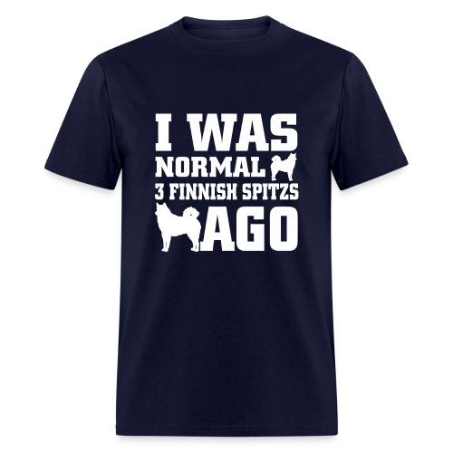 Men's Gildan T-Shirt I was normal 3 FS ago - Men's T-Shirt