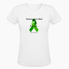 Organ donation Woman's T-Shirt