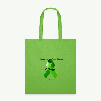 Organ donation Men's Tote Bag - Tote Bag