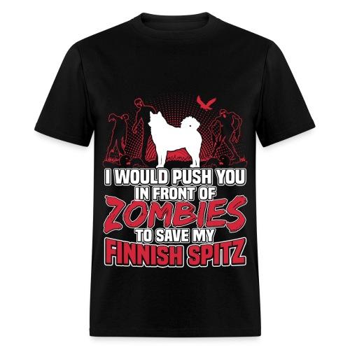 Men's Gildan T-Shirt Zombies - Men's T-Shirt