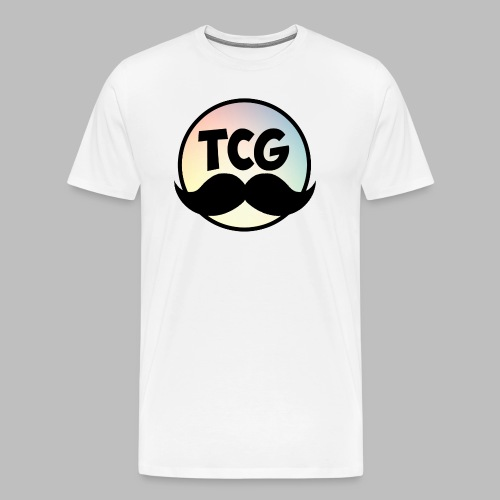 White Men's Tee - Men's Premium T-Shirt