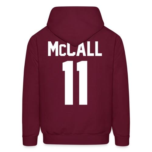 Scott McCall Lacrosse Hoodie - Teen Wolf - Men's Hoodie