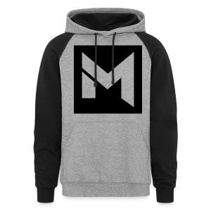 Matrickz Logo Hoodie - Colorblock Hoodie