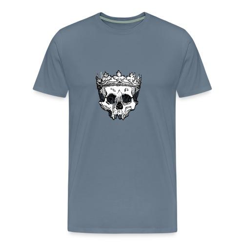 Dead King Crown - Men's Premium T-Shirt