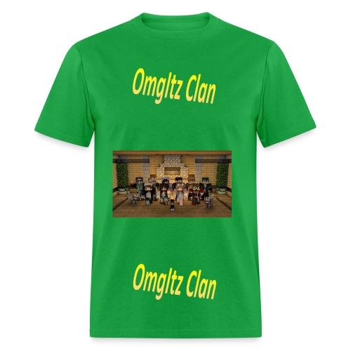 OmgItzClan Mens Tshirt - Men's T-Shirt