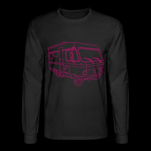 Caravan (mobile home) - Men's Long Sleeve T-Shirt