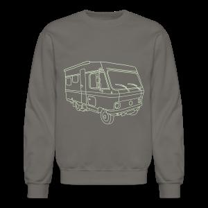 Caravan (mobile home) - Crewneck Sweatshirt